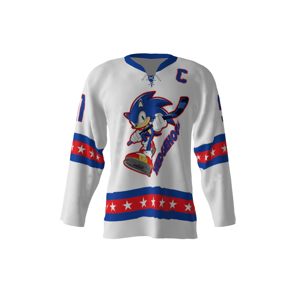 Hedgehogs Jersey Sublimation Kings