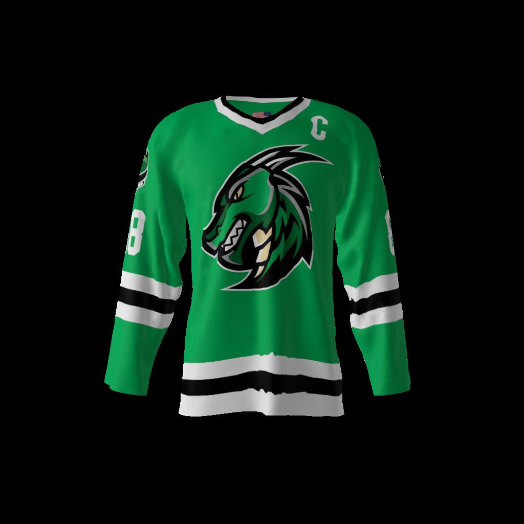 custom hockey jerseys builder